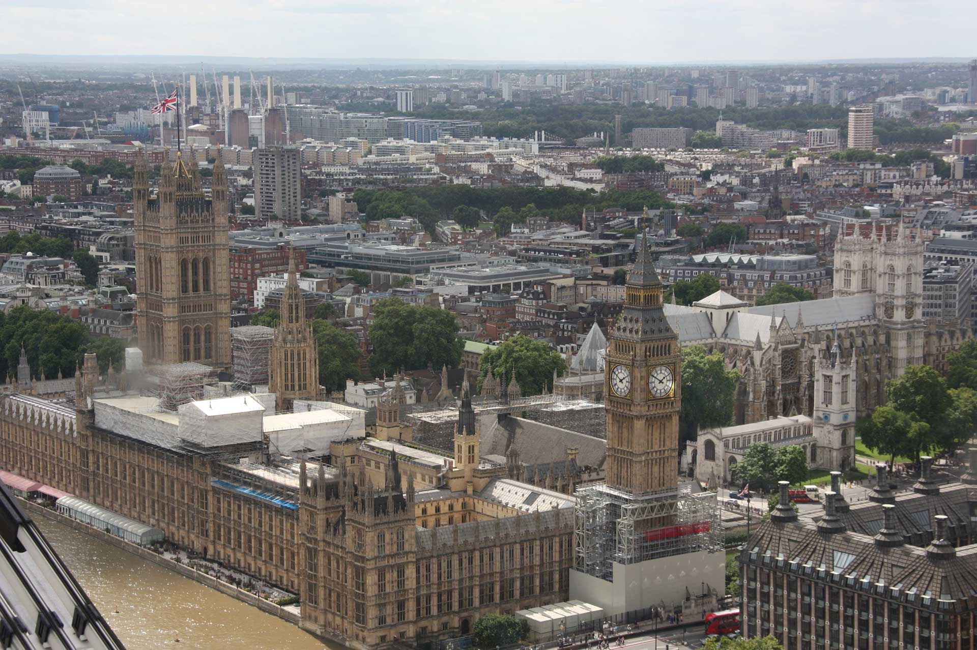Big-Ben-Londres-visto-desde-el-London-Eye---Marcel-Odena
